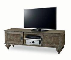Mueble de TV rústico Aguilar Aged