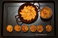 Miniature Apple Pie Tarta de manzana en miniatura