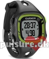 Garmin Forerunner 15 HRM - Dame. Jeg kunne godt bruge et nyt GPS ur til løb, og der er dette ur på ønskelisten.