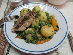 Теплый овощной салат с отбивной из свинины   Кулинарные рецепты с фото пошагово