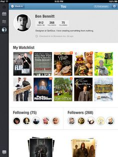 profile onGetGlue