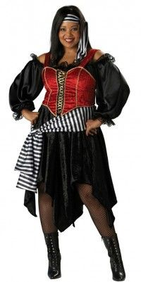 plus-size-pirate-lady-costume - #plus #plussize #curvy  sc 1 st  Pinterest & Plus Size Womens Indian Costumes - Mr. Costumes Great for #curvy ...