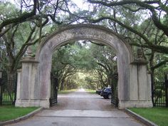 Georgia Plantations To Visit | Wormsloe Plantation Savannah