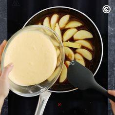 """777 Gostos, 31 Comentários - Continente (@continente) no Instagram: """"Bolo de maçã na frigideira?! 😮🤤Já experimentou?"""""""