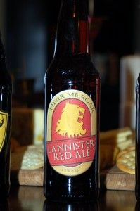 Lannister Red Ale