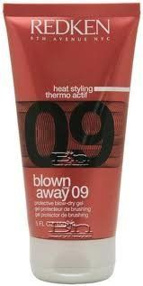 Redken BLOWN AWAY 09 BLOW DRY GEL 5 OZ UNISEX Haircare ** This is an Amazon Affiliate link. For more information, visit image link.
