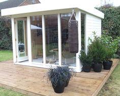 man shed garden office | Garden Offices & Studios                                                                                                                                                                                 More