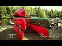 Canots Légaré: Location, vente, réparation Canot / Kayak Québec