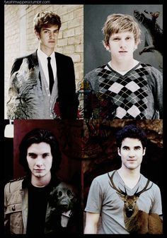 Moony, Wormtail, Padfoot, and Prongs. Wow, this is so perfect!!!