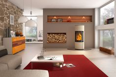 Ambiente A3  #kominki #wklady #piece #spartherm #zainspirujsie #salon #livingroom #wnetrza #interior #design #modern