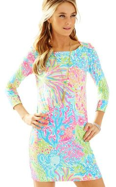 de1f8ba6af94ba 49 Summer Dress That Always Look Great Lilly Pulitzer, Dress Lilly, Coral  Dress,