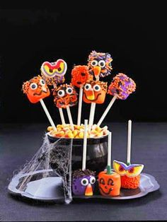 Wicked Good Halloween Treats: Monster Mash-Mallows (via Parents.com)