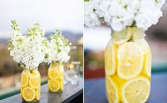 Hochzeit in Gelb – Warme Farbe der Sonne | Brautkleidershow - Günstige Brautkleider & Hochzeitsidee