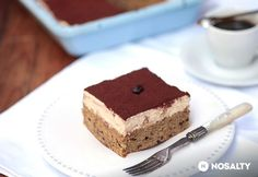 Tiramisu, Cake Cookies, Food And Drink, Mint, Baking, Drinks, Ethnic Recipes, Sweet Stuff, Mascarpone