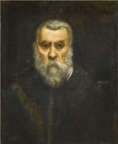 Self-Portrait - Tintoretto  Discover the coolest shows in New York at www.artexperience...