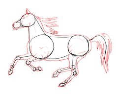 How to Draw a Realistic Looking Horse. Ever wanted to draw a realistic looking horse? Well now you can with this simple guide. Find a picture of a horse. This is optional, but it is very helpful to have a picture as a guide when drawing. Horse Drawings, Art Drawings Sketches, Easy Drawings, Animal Drawings, Drawing Animals, Horse Drawing Tutorial, Easy Horse Drawing, Arte Equina, Horse Sketch