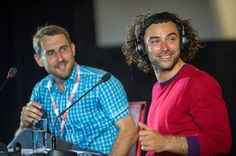 Via Aidan Turner Forever Facebook page: (#OIFF2014) (@Odessaiff) More absolutely fab photos of #AidanTurner from the wonderful peeps at the Odessa International Film Festival. Thank you so much for sharing and letting us be part of your inspiring event.