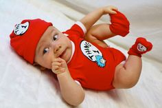 cute Thing 1 baby!