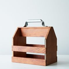 Wood Six Pack Holder on Provisions by Food52