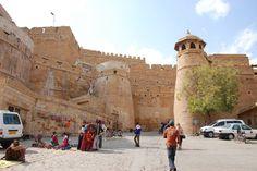 Jaisalmer Fort, Jaisalmer, Rajasthan