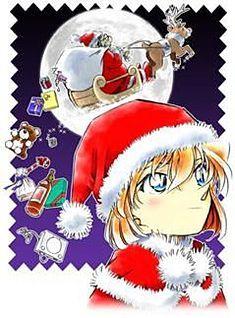 名探偵コナン クリスマス♪