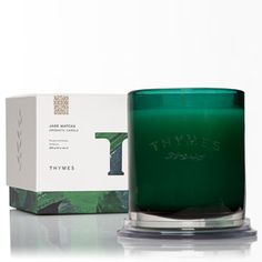 Jade Matcha Candle