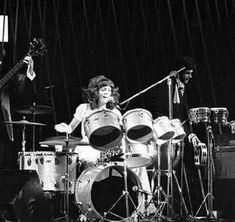 Richard Carpenter, Karen Carpenter, Karen Richards, Ludwig Drums, Vintage Drums, Women Of Rock, Snare Drum, Drum Kits, Drummers