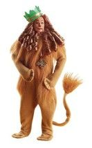 The Wizard of Oz Friends: Cowardly Lion Doll [Toy]