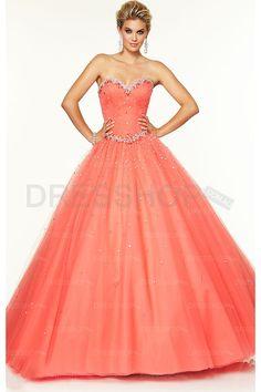 Ball Gown Ball Gown Floor-length Natural Quinceanera Dresses - Quinceanera Dresses - Special Occasion Dresses - Dresshop.com.au