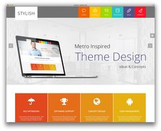 landscape design wordpress theme free