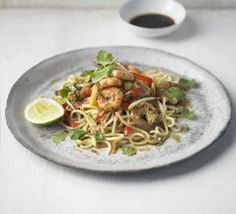 This stir-fry has a welcome spicy kick. Once you've made the paste, it takes only 10 minutes to cook