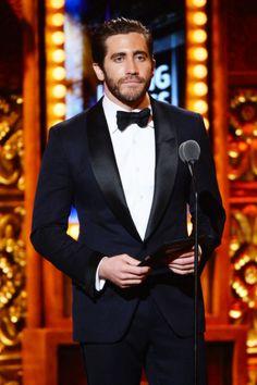 Jake Gyllenhaal - Tony Awards 2013.