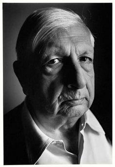 Giorgio De Chirico (1888-1978) - Italian artist. Photo by Ugo Mulas