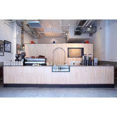 Blue Bottle Coffee 450 West 15th Street, bluebottlecoffee.com.