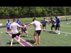 20+ Soccer Rondo Practices: Complete Rondo Trainings - YouTube