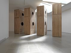 Moon Chests | Ai Weiwei | Artists | Lisson Gallery