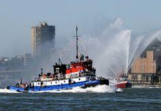 NYC Tugboat race