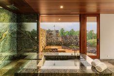Secret Cove: Four Bedroom Luxury Villa on Secret Beach, Kauai - Blue Sky Luxury Travels Luxury Villa Rentals, Beautiful Villas, Luxury Holidays, Guest Suite, Luxurious Bedrooms, Interiores Design, Home Design, Luxury Travel, Land Scape