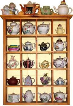 I need this for my Tea pot collection.