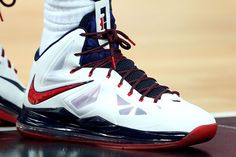 Nike Lebron X (Team USA - Gold Medal) #sneakers
