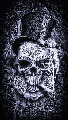 Skull & Illusion.