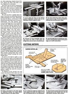 #1770 Power Tool Table - Workshop Solutions Plans, Tips and Tricks