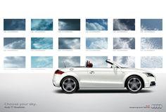 Audi TT Roadster: Choose your sky