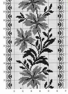 Cross Stitch Pillow, Cross Stitch Borders, Cross Stitch Designs, Cross Stitching, Cross Stitch Embroidery, Embroidery Patterns, Cross Stitch Patterns, Crochet Patterns, Filet Crochet Charts