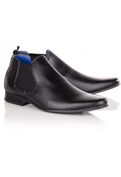 High Quality Men's Clothing from Officers Club Chelsea Ankle Boots, Black Ankle Boots, Back To Work, Your Shoes, Footwear, Flats, Men, Fashion, Loafers & Slip Ons