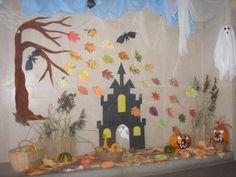 podzimní výzdoba školní družiny - Hledat Googlem Halloween, Painting, Art, School, Google, Art Background, Painting Art, Kunst, Schools