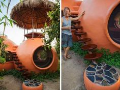 Cob Hobbit House | Charming Dome House in Thailand Built For Just $8,000 | WebEcoist
