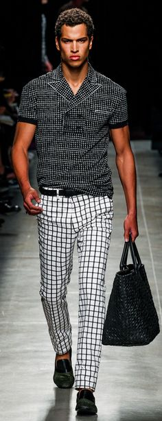 Bottega Veneta Spring 2014 menswear