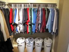 laundry...