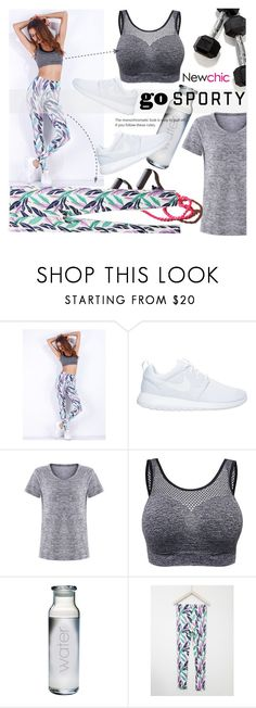 """Newchic Anniversary SALE ! #8"" by sandralalala ❤ liked on Polyvore featuring NIKE"